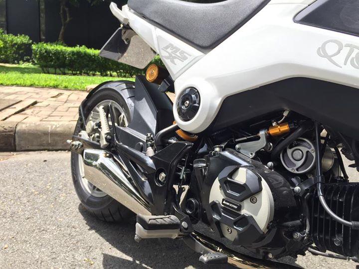 Hết hồn với chiếc Honda MSX độ full style độc đáo