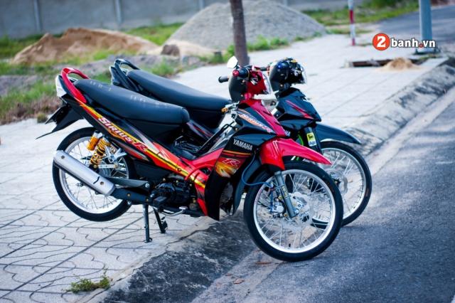 Sirius độ hết bài mang nét đẹp đầy chất chơi mạnh mẽ của biker Tây Ninh