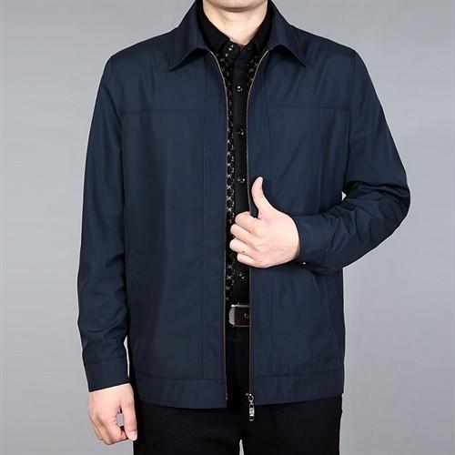 Mách bạn cách lựa chọn áo khoác trung niên hợp dáng