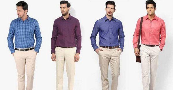Cách chọn áo sơ mi đẹp cho nam phong cách
