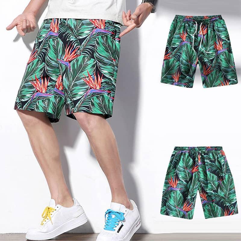 Những cách phối đồ với quần short nam phong cách