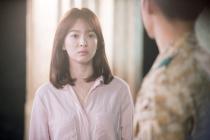 Để tóc đẹp như Song Hye Kyo trong Hậu duệ Mặt Trời