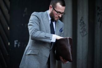 Bạn biết gì về các kiểu briefcase dành cho quý ông ?