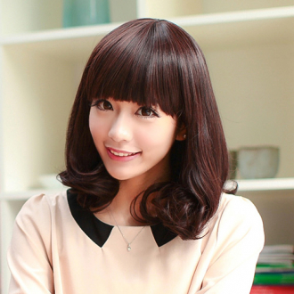 4 kiểu tóc mái cực xinh cuốn hút cho các nàng