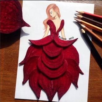 Bạn nghĩ sao về những chiếc váy 'không thể tin được' này