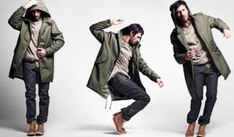 BST áo khoác cho ngày đông phá cách táo bạo