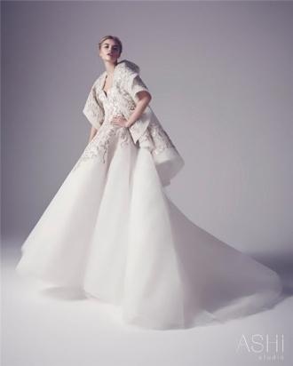 Các nàng sẽ muốn cưới ngay khi xem những chiếc váy này !
