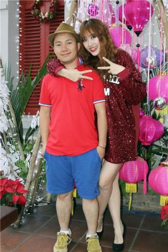Gu thời trang thay đổi chóng mặt của Hari Won