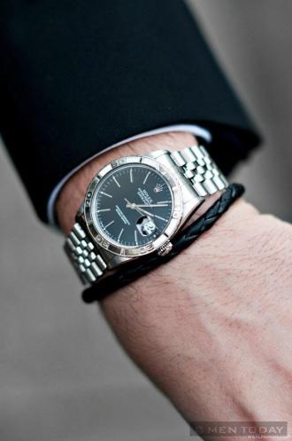 Làm thế nào để có chiếc đồng hồ hợp mọi phong cách ?
