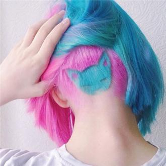 Những kiểu tóc khiến bạn 'choáng' từ cái nhìn đầu tiên