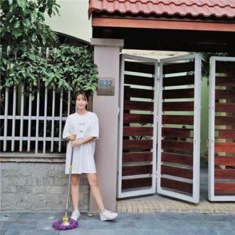 Phối đồ cá tính như hot girl Việt