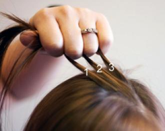 Tết tóc búi đẹp đơn giản tại nhà cho quý cô 2016