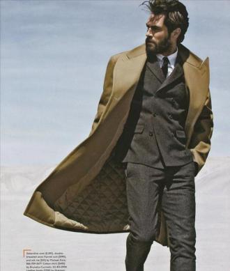 Bí quyết Mix đồ cùng trench coats trên Esquire