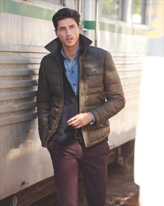 'Chuẩn men' với thời trang nam thu đông từ H.E by Mango