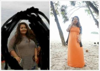 Cô gái trẻ giảm 21kg để tỏ tình với người trong mộng