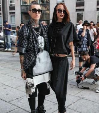 Ngắm lại những bộ cánh 'đẹp-độc-lạ' xuất hiện trên đường phố Milan