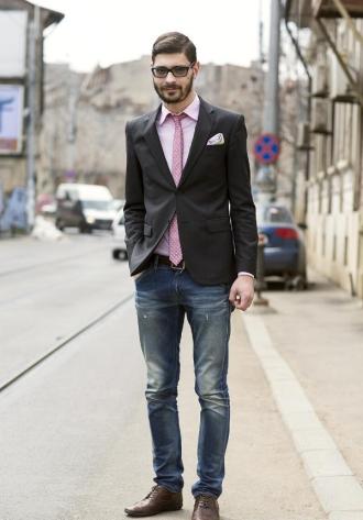 Các bước để chàng xây dựng phong cách thời trang cho riêng mình!