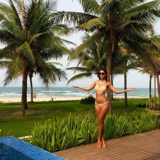 Những lần sao Việt khiến netizen phát ghen khi diện bikini