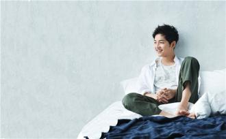 Song Joong Ki đẹp đến từng centimet