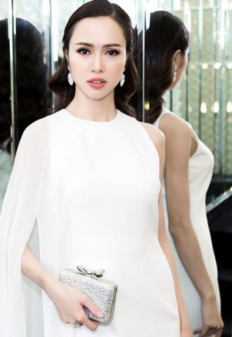 Ánh mắt cuốn hút của Vũ Ngọc Anh, Nguyễn Thị Loan
