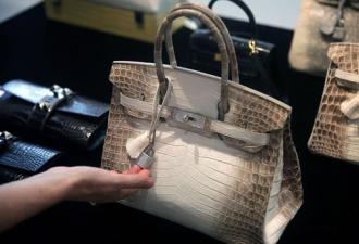 Ngắm túi Hermes Birkin da cá sấu đấu giá hơn 300.000 USD