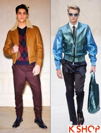5 kiểu áo khoác nam đẹp thiết kế cổ điển đông ấm áp cho chàng