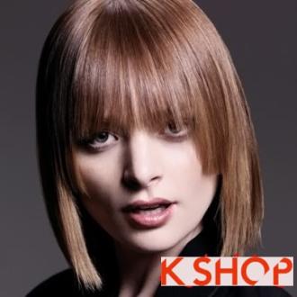 6 kiểu tóc đẹp phù hợp với bạn gái có khuôn mặt dài