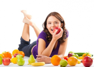 Ăn trái cây tăng cân ?