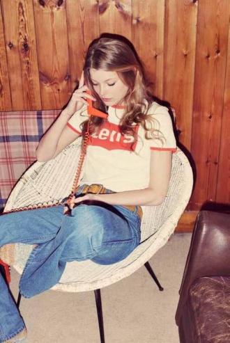 """Áo phông thập niên 70 đang quay trở lại """"xưng bá"""""""