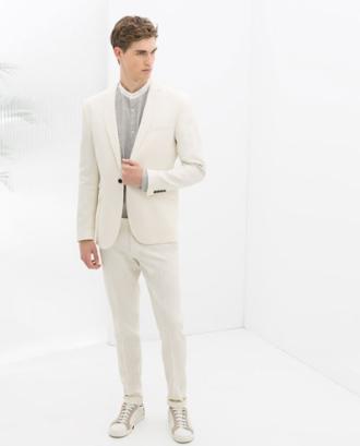 Áo vest nam công sở thương hiệu Zara