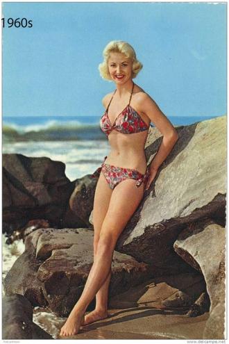 Bạn có biết bikini là sáng chế của Pháp?