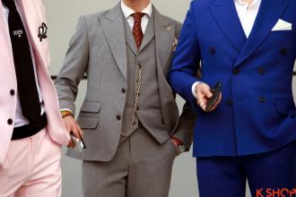 Bộ sưu tập áo khoác vest nam đẹp cổ điển thập niên 90