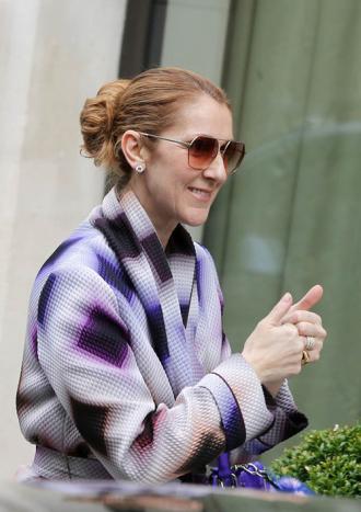 Diva người Canada Celine Dion ngày càng mặc đẹp!