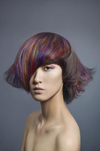 Top 5 mẫu tóc 'đỉnh' của giải Quốc gia Color Zoom Goldwell