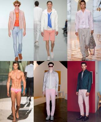 Xu hướng thời trang nam đầy màu sắc đẹp nhất