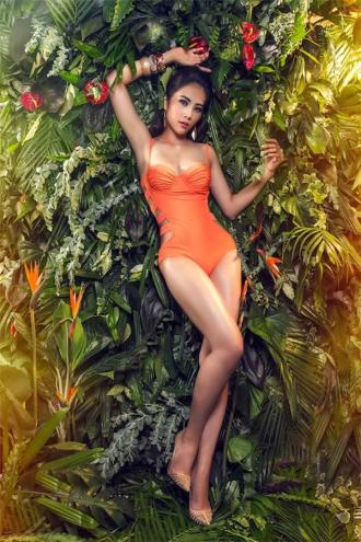 Bạn có biết Nam Em đại diện Việt Nam tại Hoa hậu Trái Đất 2016