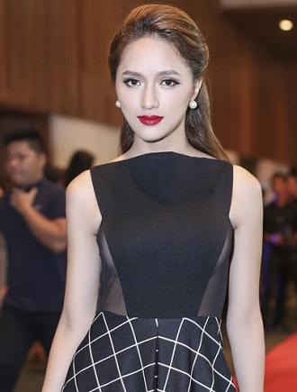 Hương Giang Idol, Phạm Hương trang điểm đẹp nhất tuần