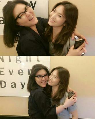Song Hye Kyo mặt mộc lúc nào cũng đẹp như thế này!
