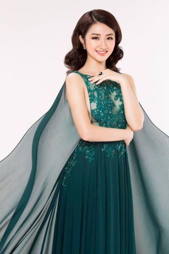 Tân Hoa hậu Bản sắc Việt đã đụng hàng Ngọc Trinh