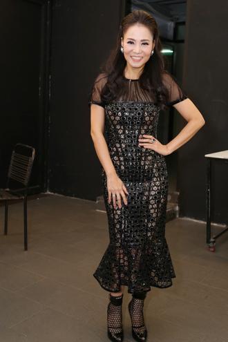 Thu Minh diện váy 240 triệu mặc từ 3 năm trước