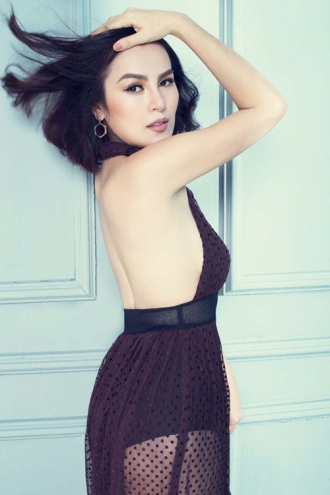 Đã có 3 con gái cưng, á hậu Phương Lê vẫn đẹp hoàn hảo