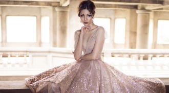Ngắm giải vàng Siêu mẫu Việt Nam kiêu sa với đầm dạ hội