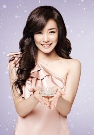 Những kiểu tóc uốn xoăn sóng gây sốt của sao Hàn