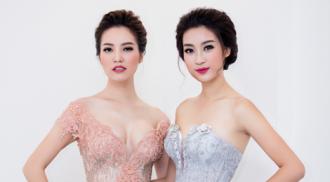 Dàn hoa hậu, á hậu Việt đọ sắc với váy cưới