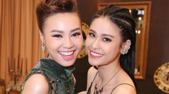Ninh Dương Lan Ngọc đọ sắc với Trương Quỳnh Anh