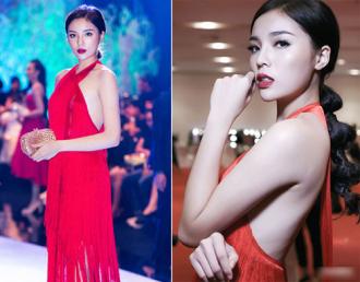 Phạm Hương, Kỳ Duyên trang điểm nổi bật nhất tuần
