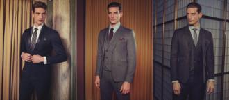 Quý ông phong cách lịch lãm với suit Ted Baker
