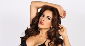 Vẻ đẹp nóng bỏng của Hoa hậu Trái đất