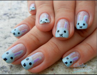 20 mẫu móng tay hình con vật đẹp dễ thương xinh xắn