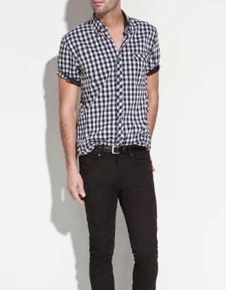 6 Kiểu áo sơ mi nam thời trang hè 2017